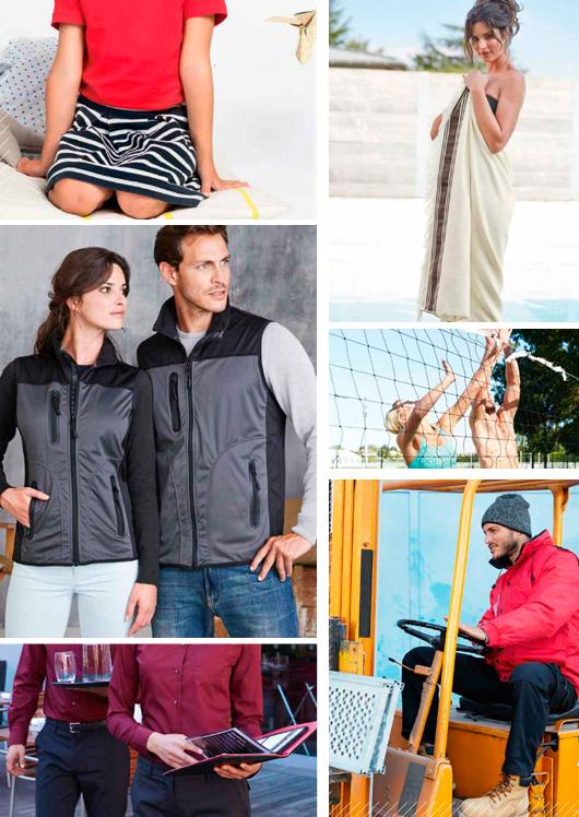 QPromotion - Vestuário Promocional bordados sol's kariban th clothes b&c velilla mukua aveiro estampagem brindes confeção ponto cruz bonés personalizados fardas